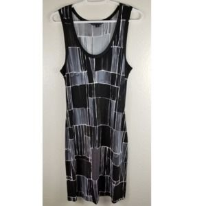 Banana Republic PR Kacy Tank Graphic Dress Sz M